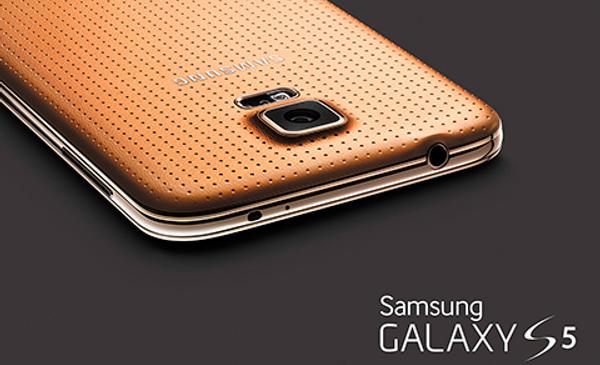 Samsung Galaxy S5 llega en cuatro colores diferentes