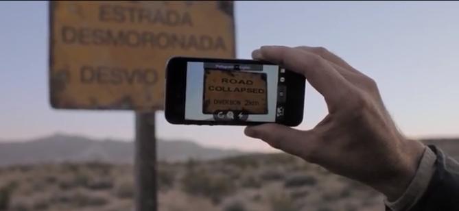 App para traducir carteles