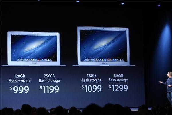 Antiguos precios del MacBook Air