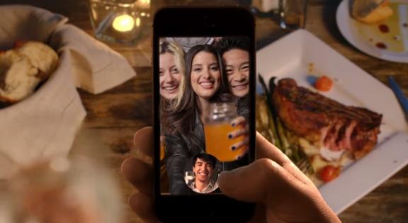 Videollamadas espontáneas en Snapchat