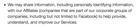 Moves comparte nuestros datos con Facebook
