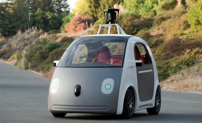 El prototipo de Google en todo su esplendor