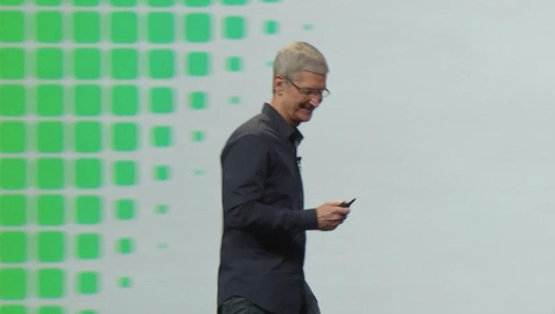 Keynote Apple WWDC 2014 en directo