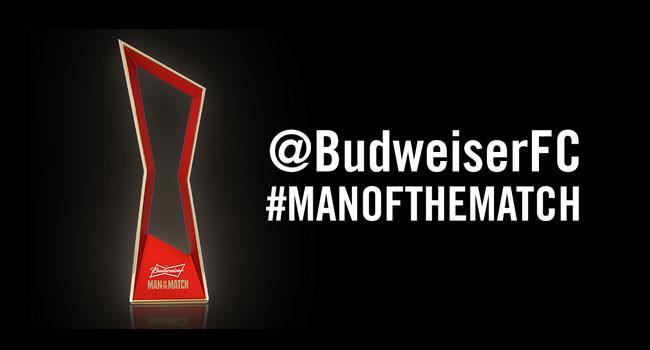 Budweiser patrocina la campaña