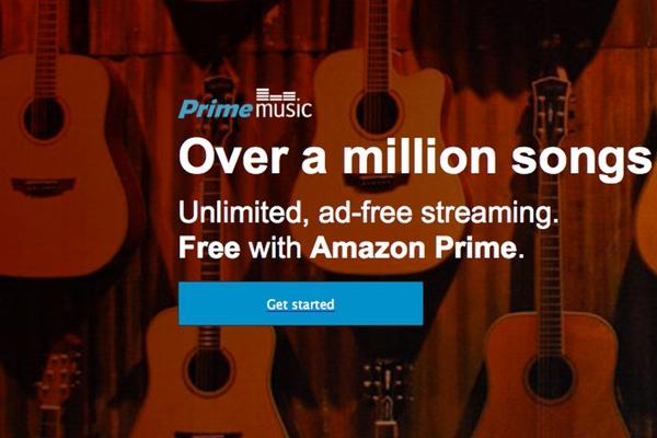 Prime Music, el nuevo servicio de Amazon