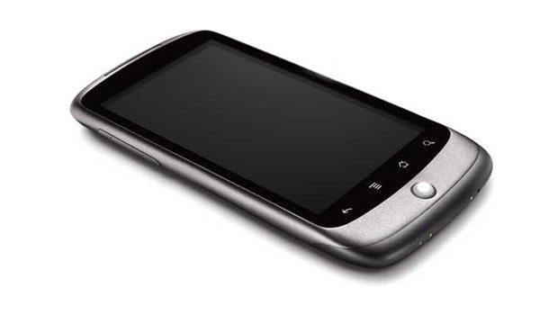 El primer Nexus, fabricado por HTC