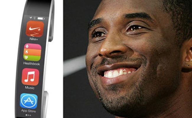 Kobe se apunta a probar el iWatch