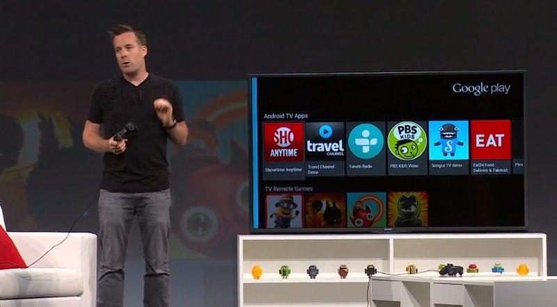 Keynote Google I/O 2014 en directo