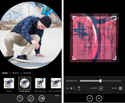 Photoshop Express, la aplicación gratuita de retoque