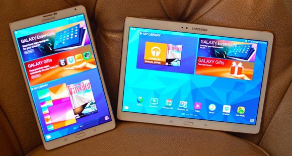 Dos dispositivos de gran potencia y diseño exquisito