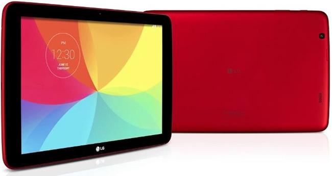 El LG G Pad de 10,1 pulgadas ya está a la venta