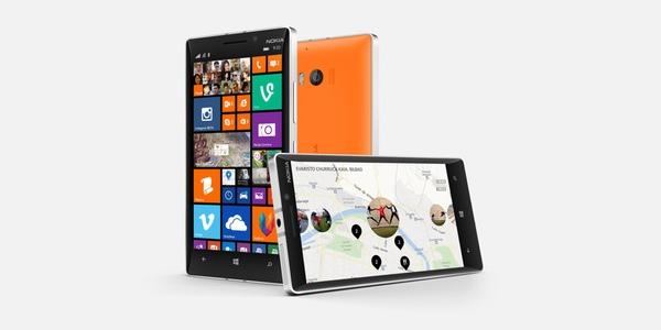 El Lumia 930 es uno de los smartphones afectados