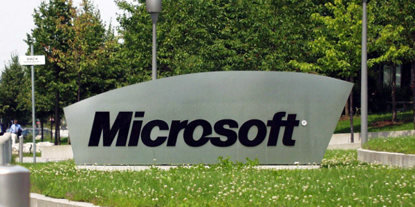 La estructura de Microsoft