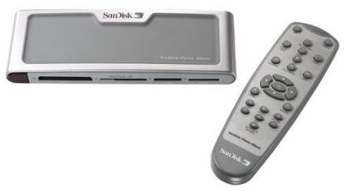 Lector de tarjetas SanDisk que puede conectarse a tu TV