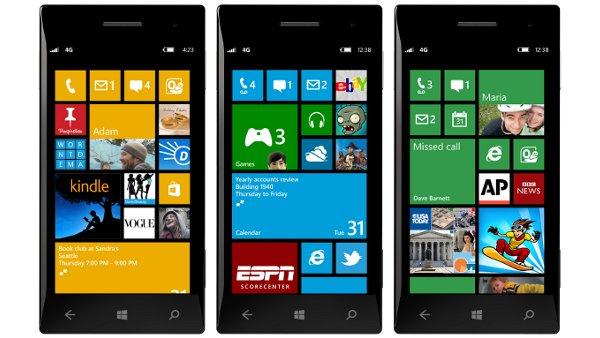 El progreso de Windows Phone