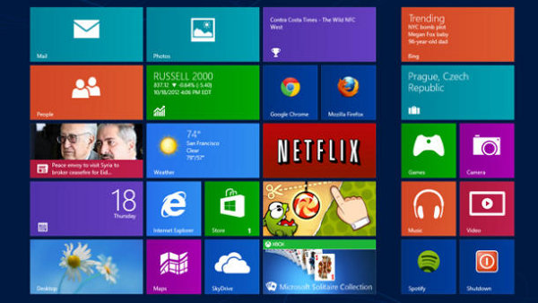 Windows común a los diferentes dispositivos