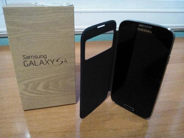 El Samsung Galaxy S4 consiguió resultados récord