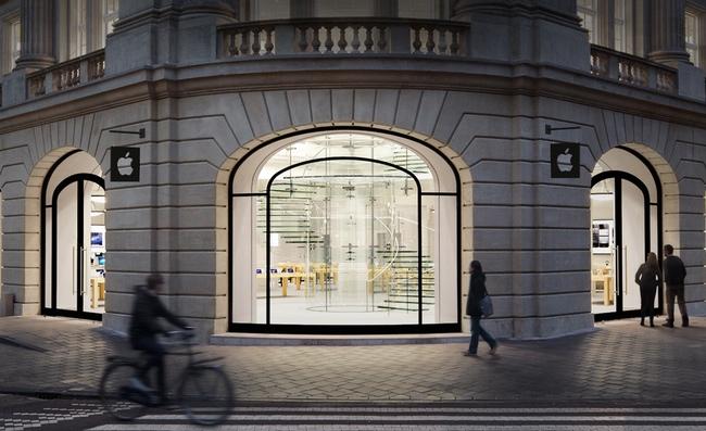 Apple ha creado 1.100 puesto de trabajo directos en España