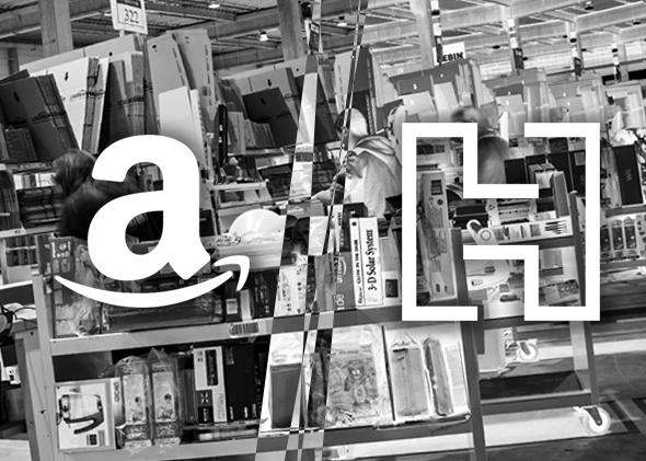 Amazon presiona a la editorial