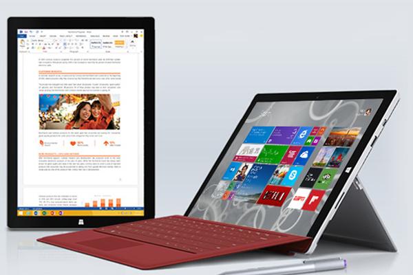 'La nueva tablet híbrida de Microsoft, la Surface Pro 3'