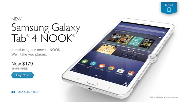 La nueva tablet de Samsung