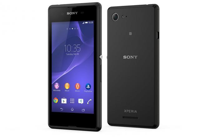Sony apuesta por la gama media