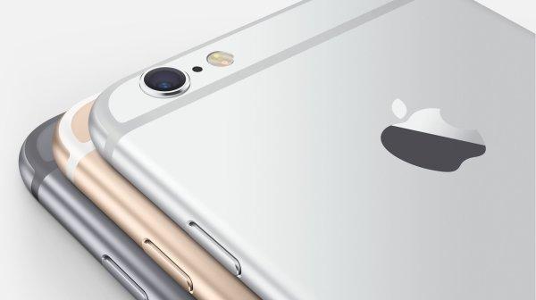 iPhone 6 llegará en tres colores