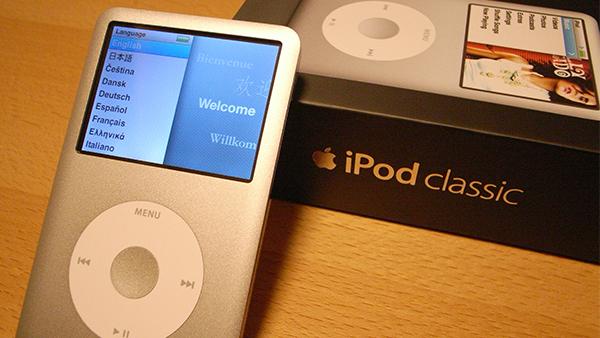 La clickwheel pasa a la historia junto con el iPod Classic