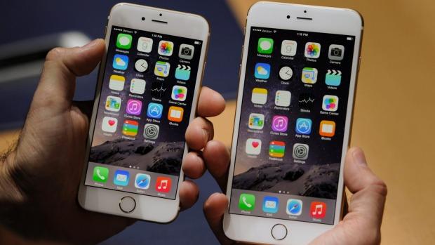 El iPhone 6 Plus es el más demandado