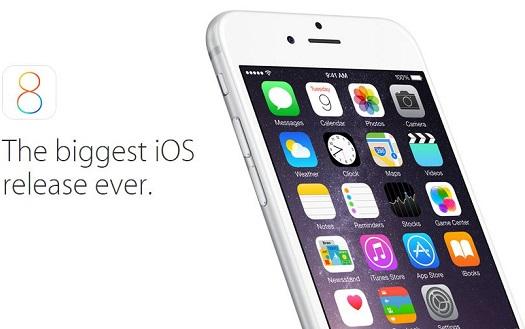 El nuevo iOS 8, con más seguridad