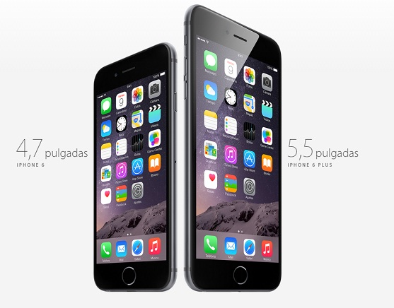 Vodafone, Orange y Movistar ofrecen el iPhone 6 con diferentes tarifas