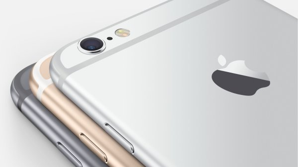 Récord de ventas de Apple con su iPhone 6