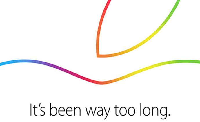 'It's been way too long' es la frase con la que se confirma el nuevo evento de Apple