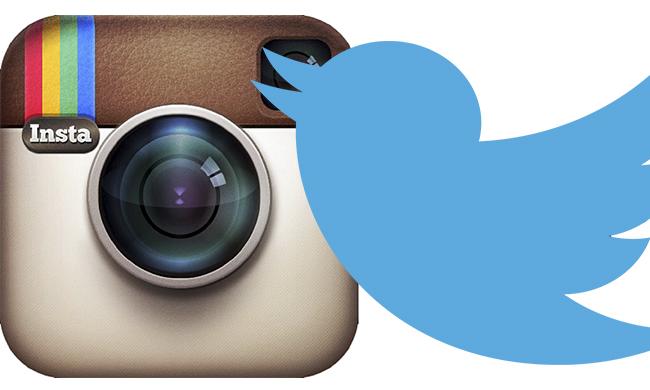 Instagram es la más usada con un 76%, seguida por Twitter con un 59% de adolescentes