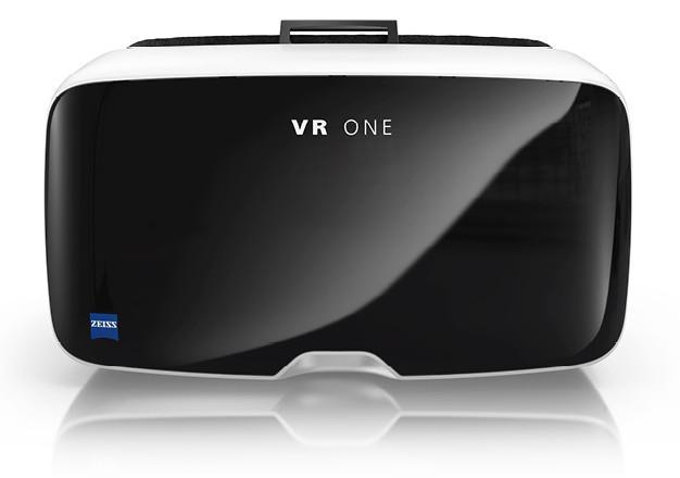 Zeiis VR One tiene un diseño muy parecido al visor de Samsung