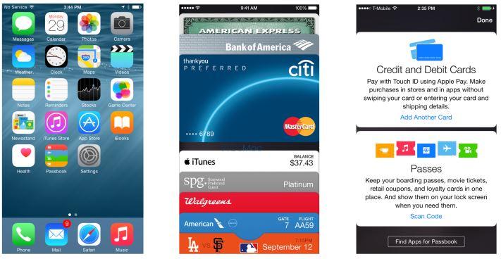 Imágenes filtradas del funcionamiento de Apple Pay