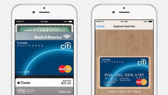 A partir del día 20 podrá utilizarse Apple Pay en EE.UU.
