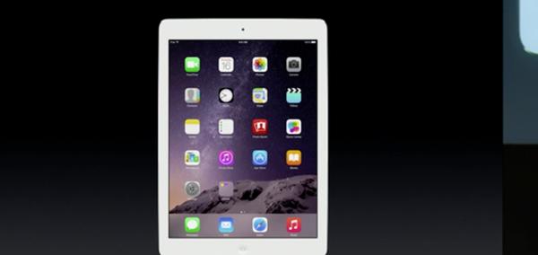 Nueva generación iPad