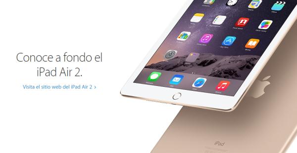 iPad Air 2 supone un salto en los usos multimedia de iPad