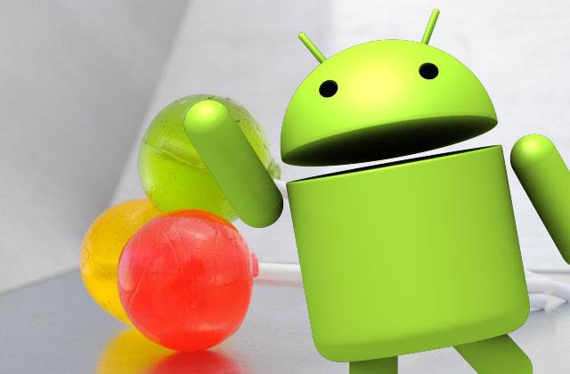 Android 5.0 estará disponible el 3 de noviembre