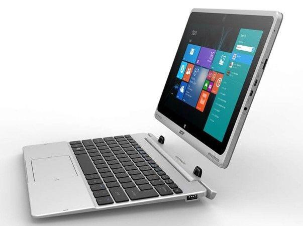 Acer Aspire Switch 12, el nuevo dos en uno