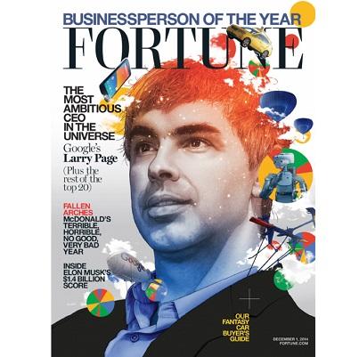 Larry Page: el mejor empresario del mundo