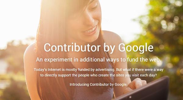 Contributor es la nueva propuesta experimental de Google