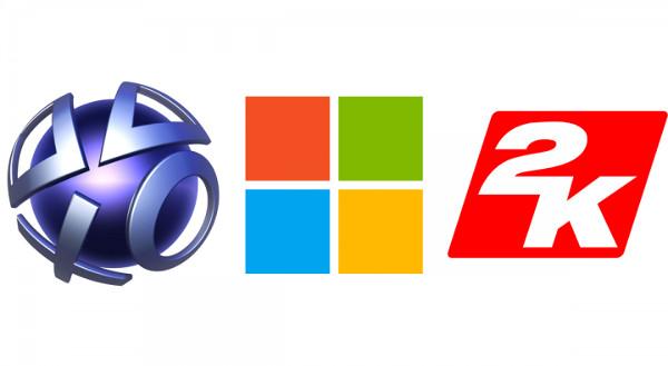Robo de datos en PSN, Windows Live y 2K Games