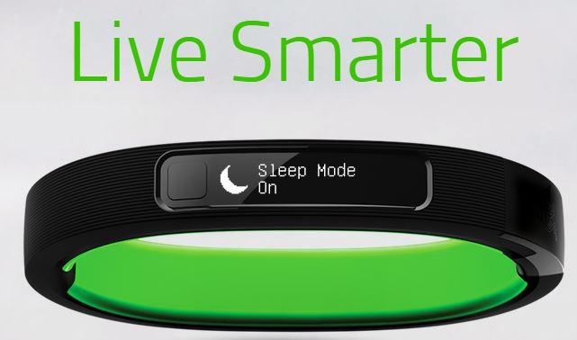 Smartband Razer Nabu
