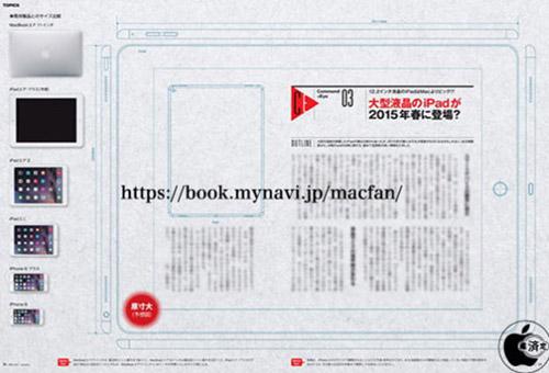 La revista también habla de una nueva generación de iPad Mini