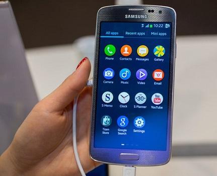 Samsung Z1 es el primer terminal con Tizen
