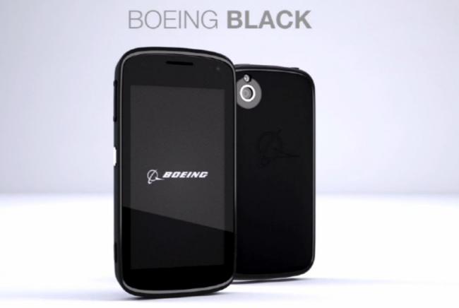 El terminal está desarrollado por Boeing y BlackBerry