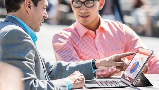 HP apuesta por las empresas