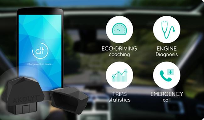 Akolyt nos transforma en conductores eficientes